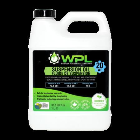 Whistler Performance (WPL) WPL Shock Boost Suspension Oil 20Wt