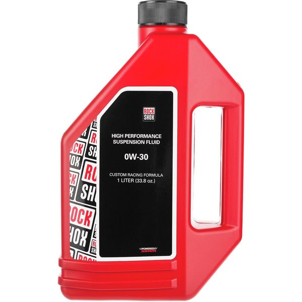 Rockshox Suspension Oil 0w30 Bath Fluid [1 Liter]