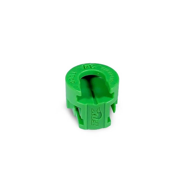 Volume spacer, 34mm Float NA2 green