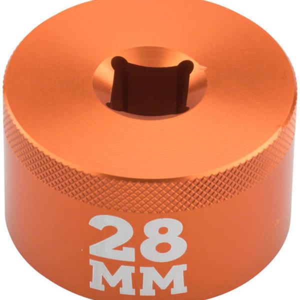 "Fox Shox Fork Top Cap Socket, 3/8"" Drive, 28mm"