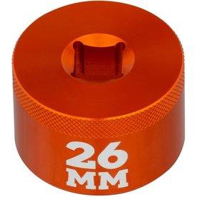 "Fox Shox Fork Top Cap Socket, 3/8"" Drive, 26mm"
