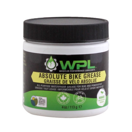 Whistler Performance (WPL) WPL Absolute Bike Grease [4oz]