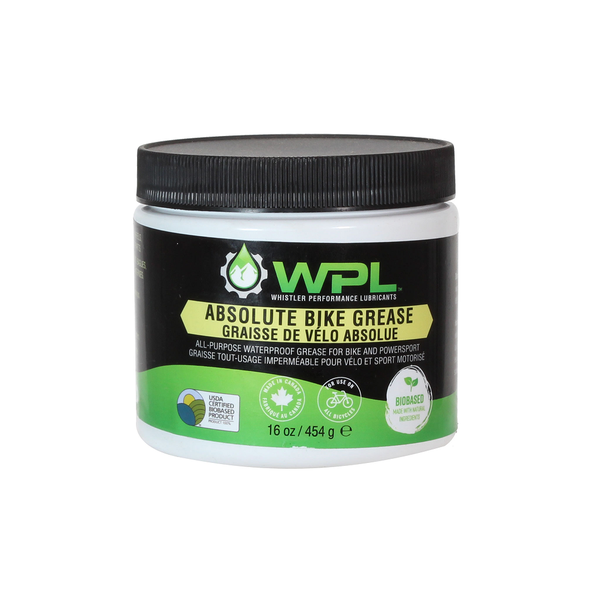 Whistler Performance (WPL) WPL Absolute Bike Grease - 16oz