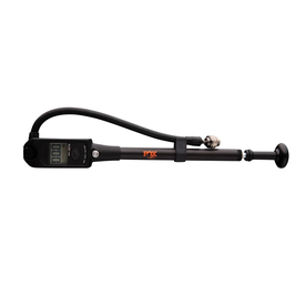 Fox Racing Shox Fox Digital HP Shock Pump w/ Bleed, Foldable, Replaceable Battery, 350 psi, Swivel Head