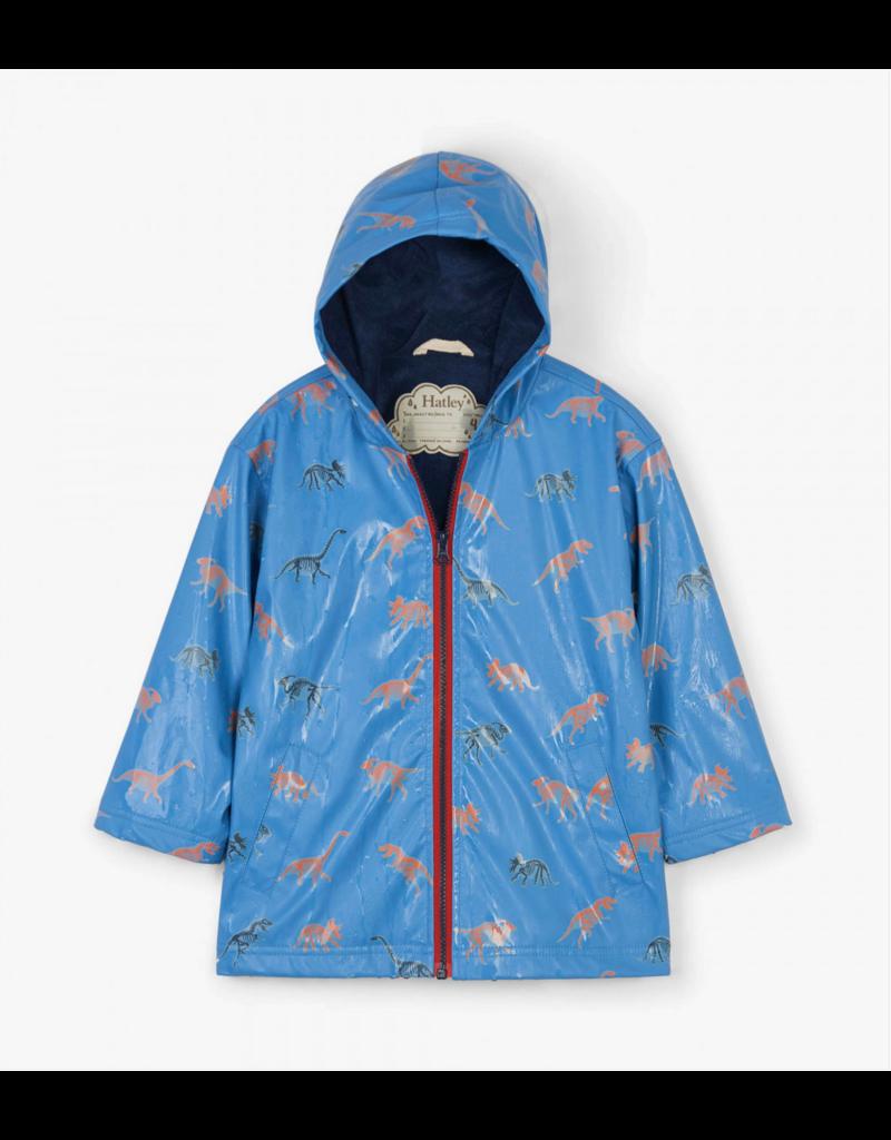 Hatley Dino Color Changing Raincoat