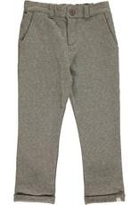 Grey jersey pants