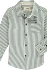 Green stripe shirt
