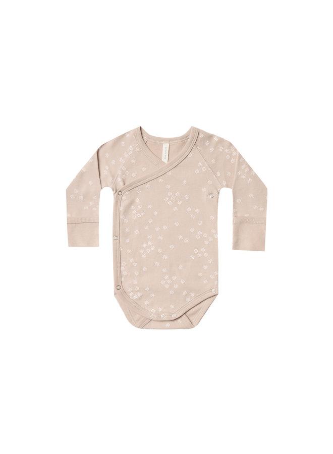 Kimono Onesie - rose