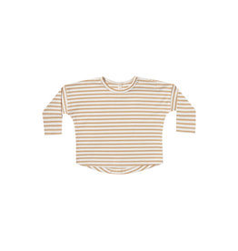 Longsleeve Baby Tee - honey stripe