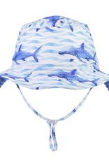 SCHOOL OF SHARKS REVERSIBLE BUCKET HAT