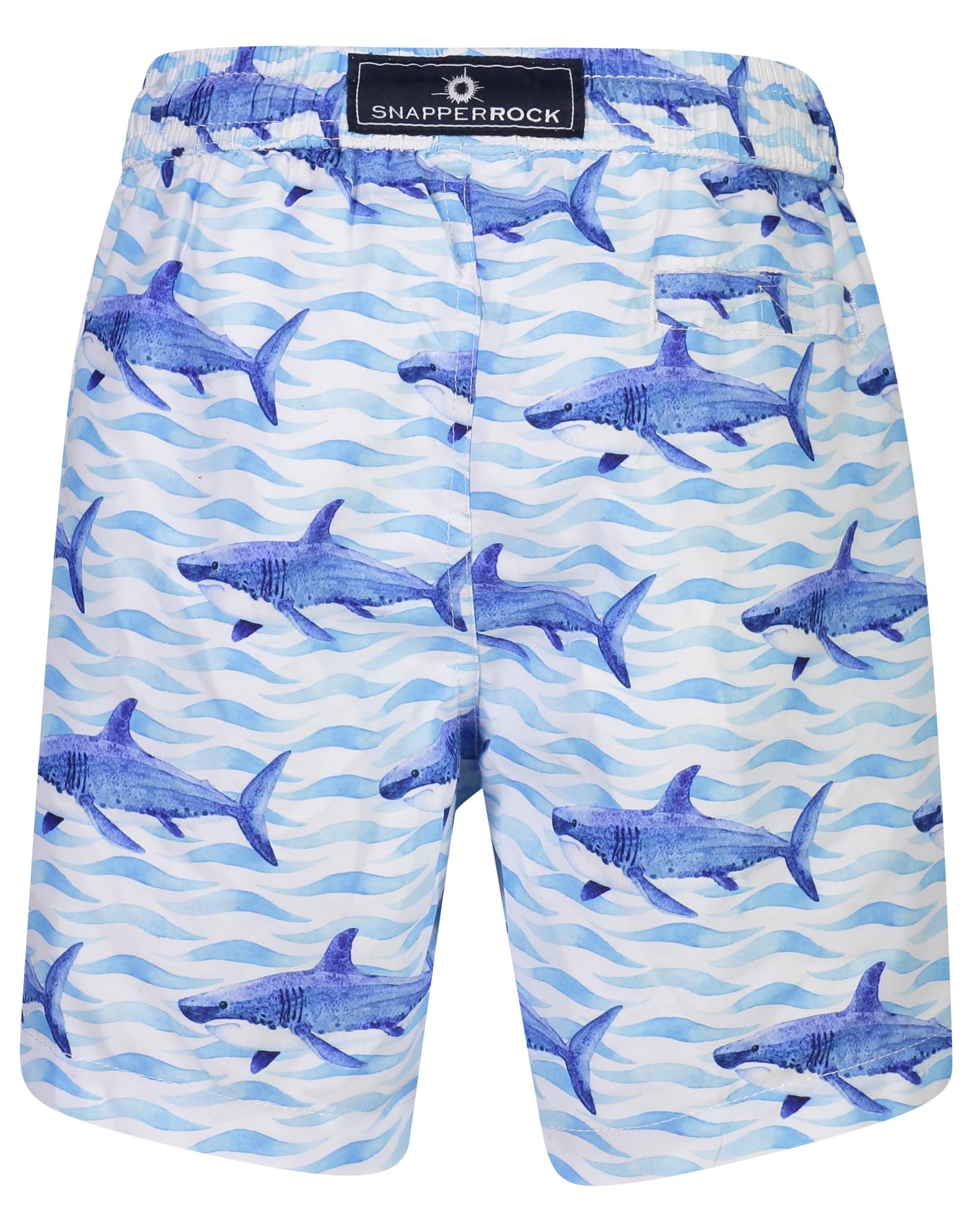 SCHOOL OF SHARKS BOARDIES