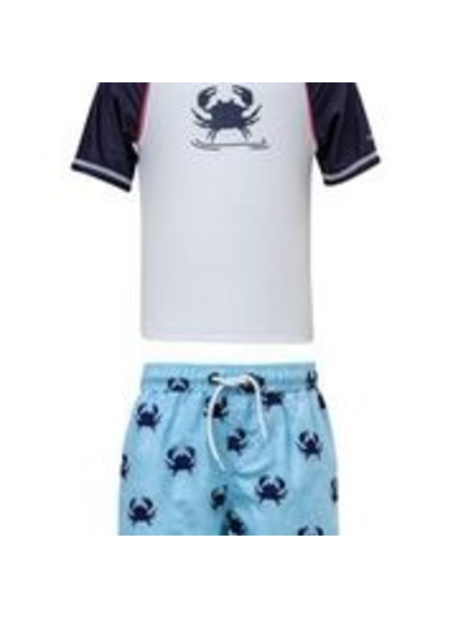 CRAB SHORT SLEEVE BOARD SET