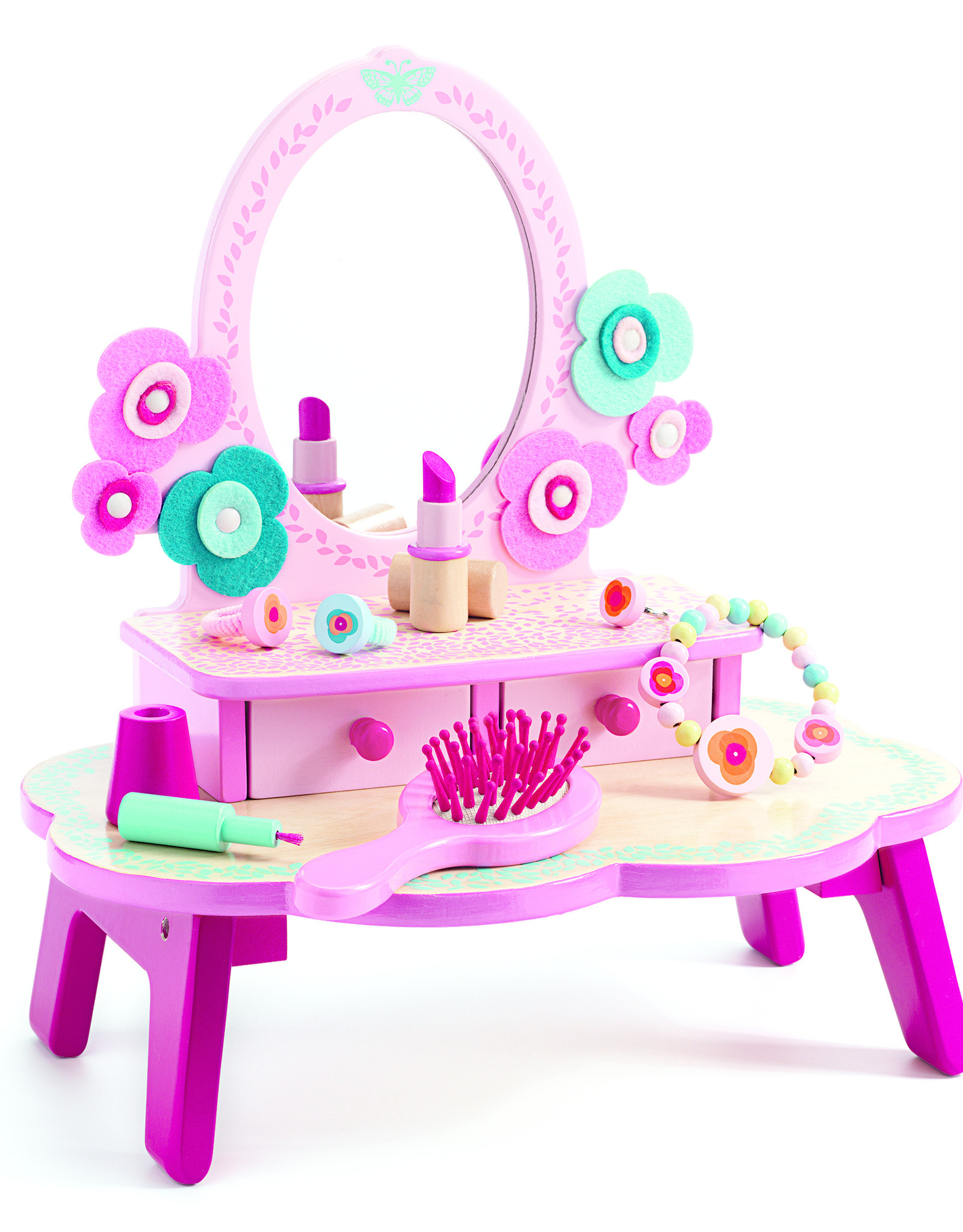 Role Play Flora Dressing Table