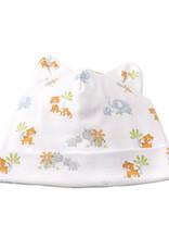 SAFARI SIBLINGS BLUE HAT