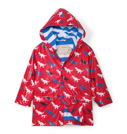 T-REX SILHOUETTES COLOUR CHANGING RAINCOAT