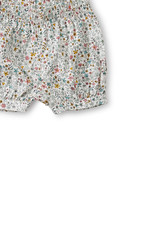 BUBBLE SHORTS - NILE FLORAL CHALK