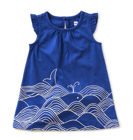 IN THE WIND RUFFLE BABY DRESS