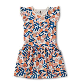 POCKET DRESS - SPRING CITRUS