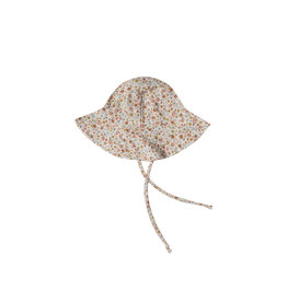 FLOPPY SUN HAT - FLOWERFIELD