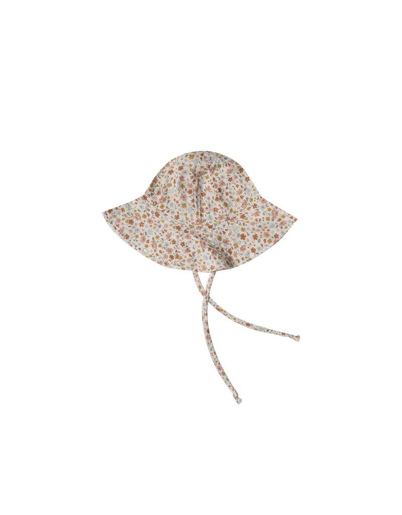 FLOPPY SUN HAT - FLOWERFIELD
