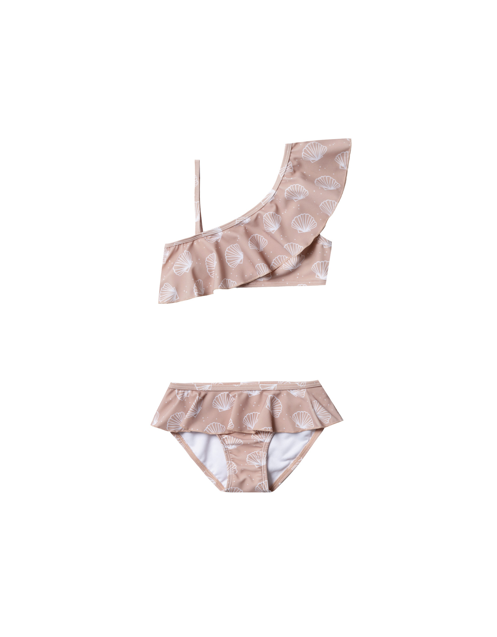 Rylee + Cru SEASHELL SKIRTED BIKINI