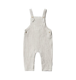 STRIPE BABY OVERALL