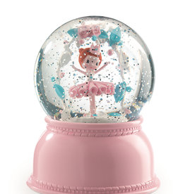 Snowglobe Nightlight Ballerina