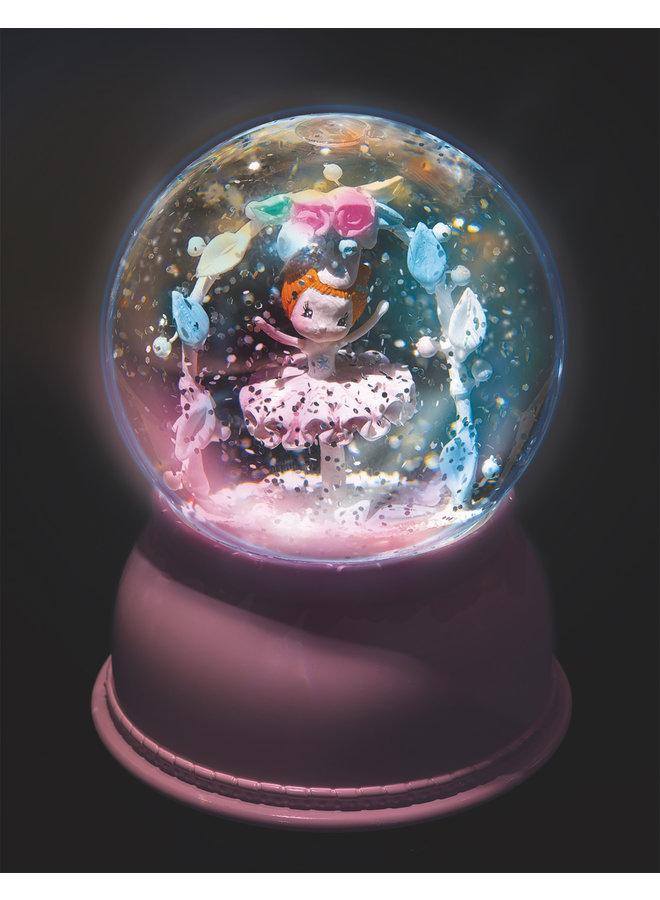 Snowglobe Nightlight Ballerina