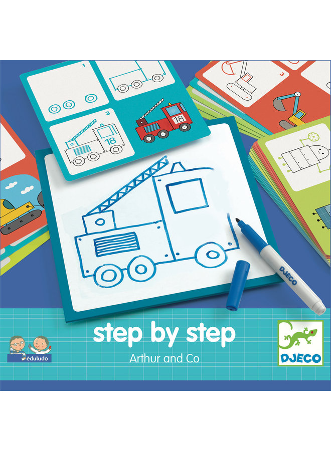Step by Step Arthur and Co
