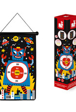 Magnetic Dart Game - Robots