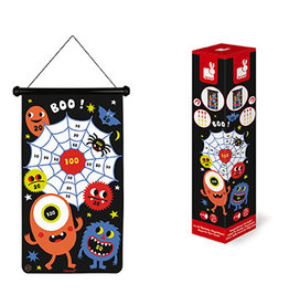 MAGNETIC DART GAME - MONSTERS
