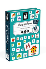 English Alphabet Magneti' Book