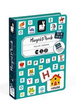 ENGLISH ALPHABET MAGNETI'BOOK