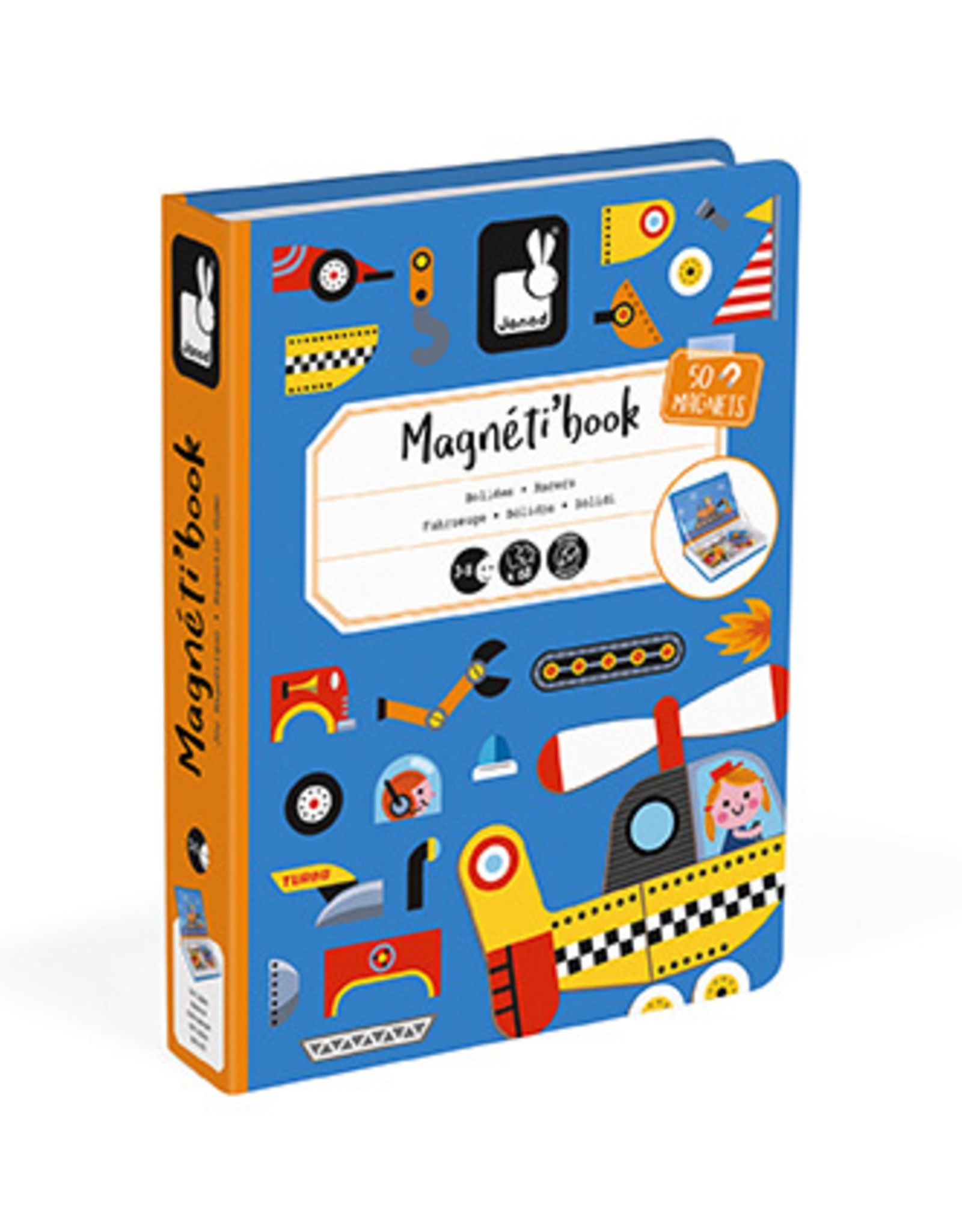 Racers' Magneti' Book