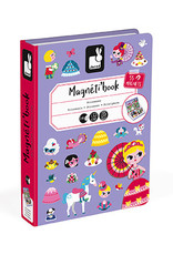 Princesses Magneti' Book