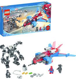 LEGO 76150 LEGO® Super Heroes Spiderjet vs. Venom
