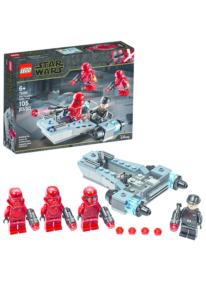 75266 LEGO® Star Wars™ Sith Troopers™ Battle Pack