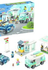 LEGO 60257 LEGO® City Turbo Wheels Service Station