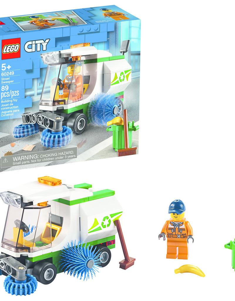 LEGO 60249 LEGO® City Great Vehicles Street Sweeper