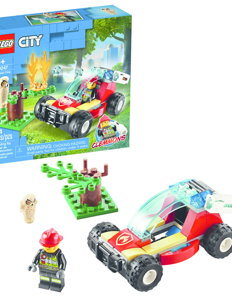 LEGO 60247 LEGO® City Fire Forest Fire