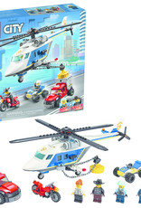LEGO 60243 LEGO® City Police Police Helicopter Chase
