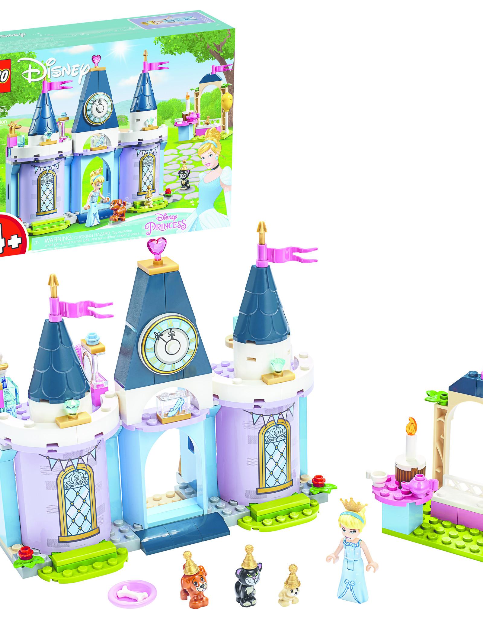 LEGO 43178 LEGO® Disney Princess Cinderella's Castle Celebration