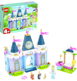 LEGO 43178 LEGO® Disney Princess Cinderella's Castle Celebration