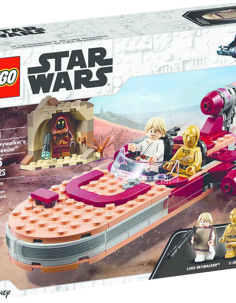 LEGO 75271 LEGO® Star Wars™ Luke Skywalker's Landspeeder™