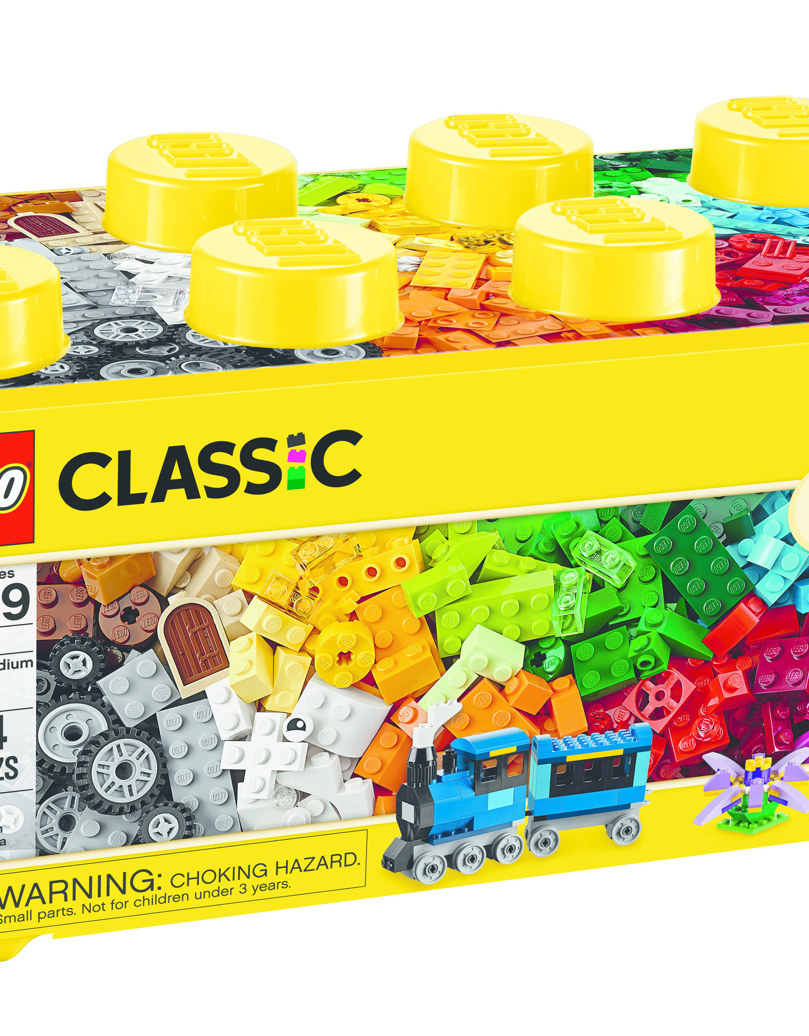 LEGO 10696 LEGO® 4+ Classic Medium Creative Brick Box