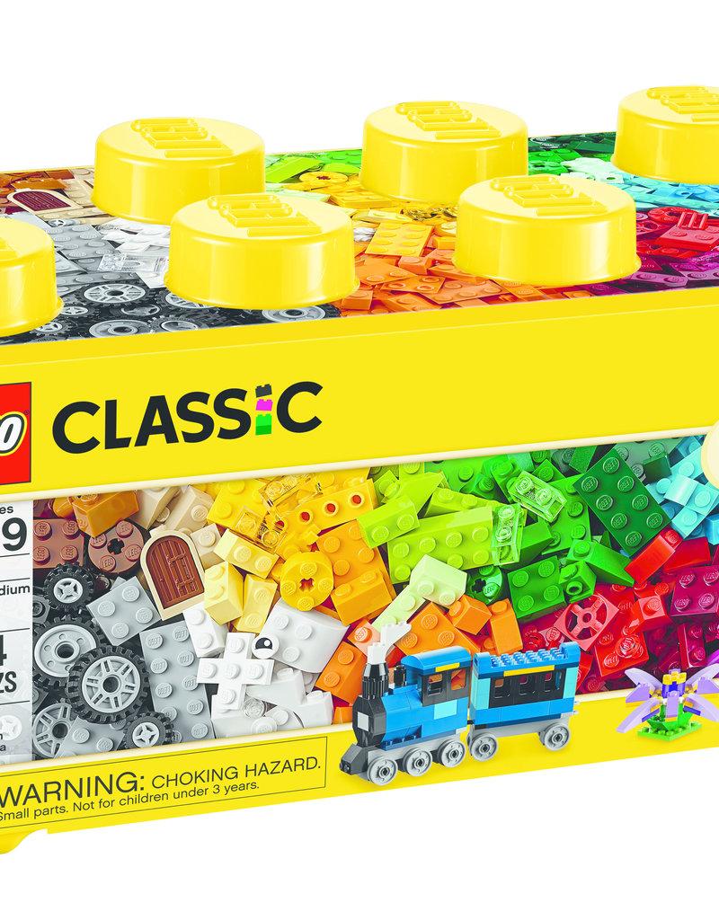 LEGO 10696 LEGO® 4+ Classic Medium Creative Brick Box