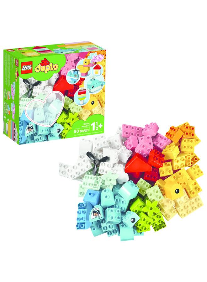 10909 LEGO® DUPLO® Classic Heart Box