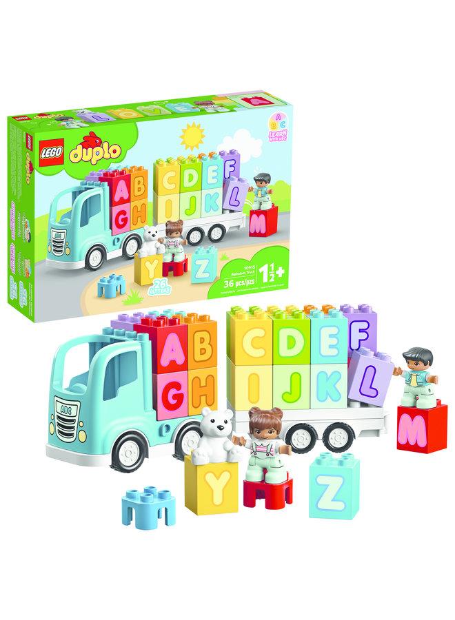 10915 LEGO® DUPLO® My First Alphabet Truck