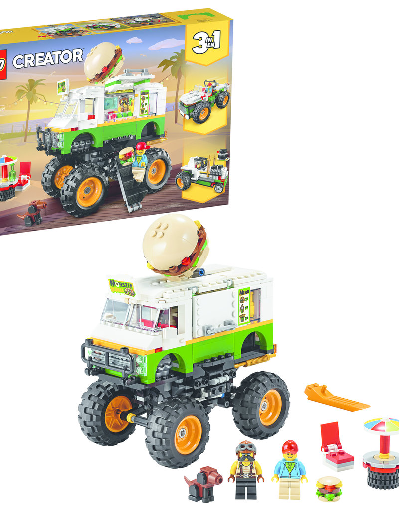 LEGO 31104 LEGO® Creator Monster Burger Truck