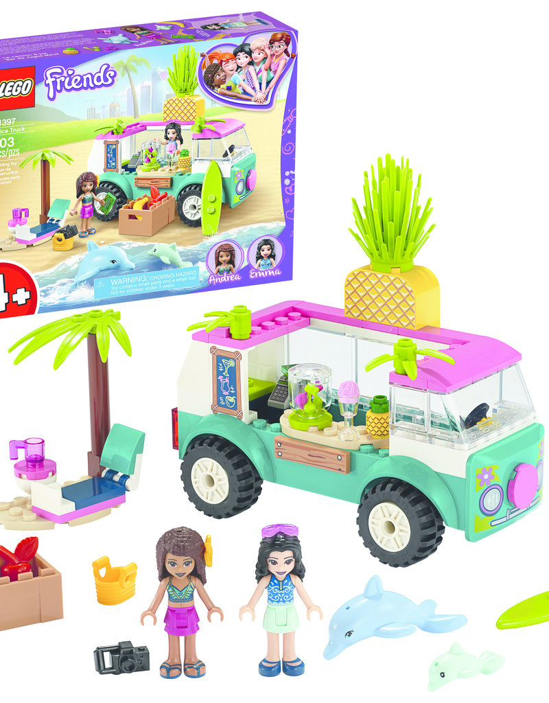 LEGO 41397 LEGO® Friends Juice Truck